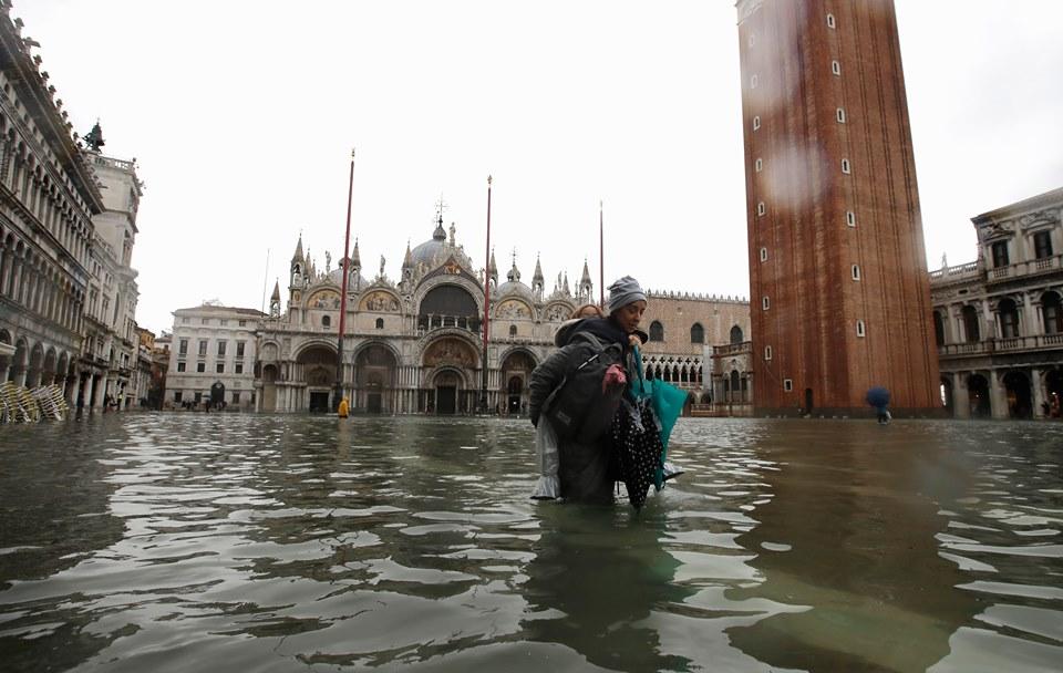 повінь венеція