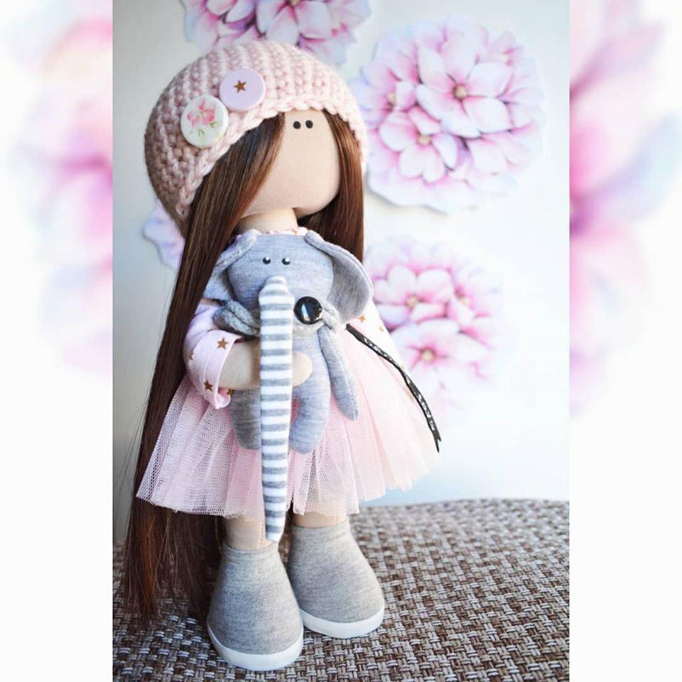 ляльки Denata Toys