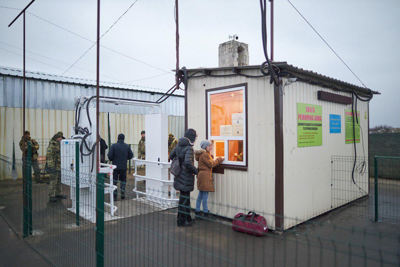 Зеленський Станиця Луганська