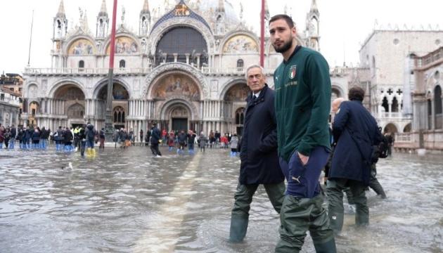 Потоп у Венеції