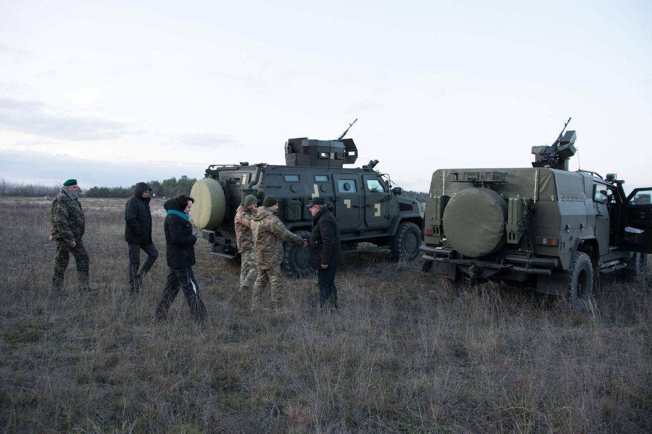 У Сухопутних Військах ЗСУ випробували ББКМ