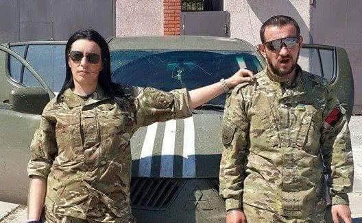 Владислав та Ірина Грищенки