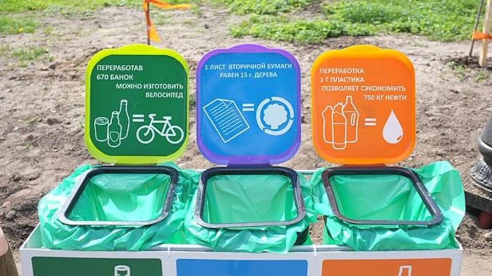 бытовые отходы переработка
