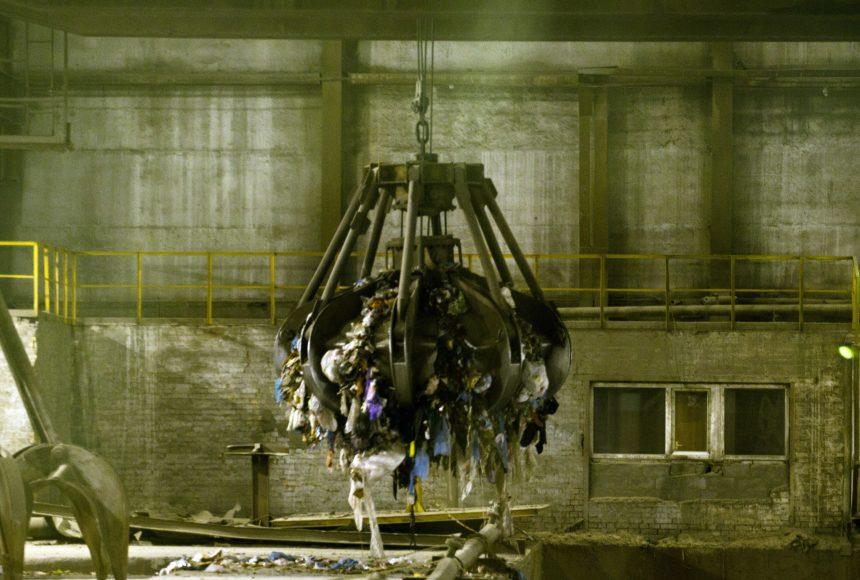 мусоросжигательный завод киев
