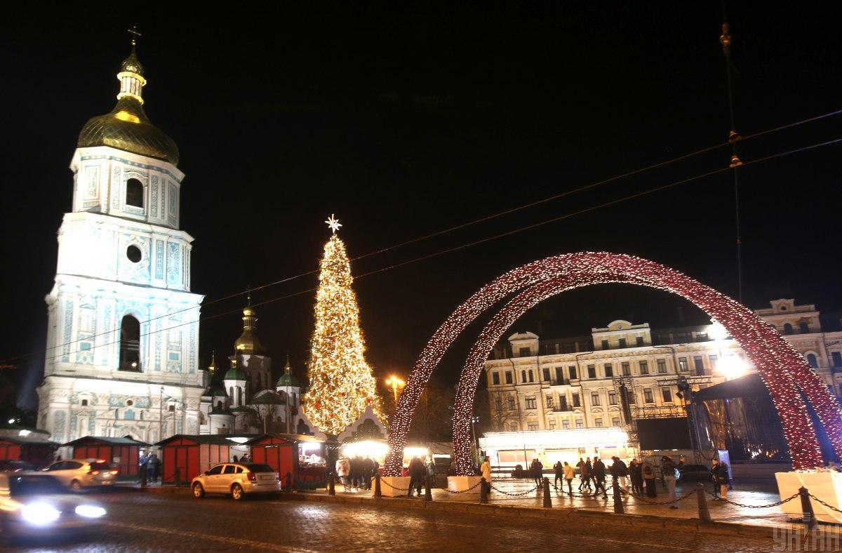 Київ головна ялинка