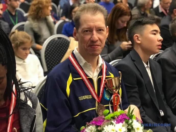 українець Ігор Ярмонов