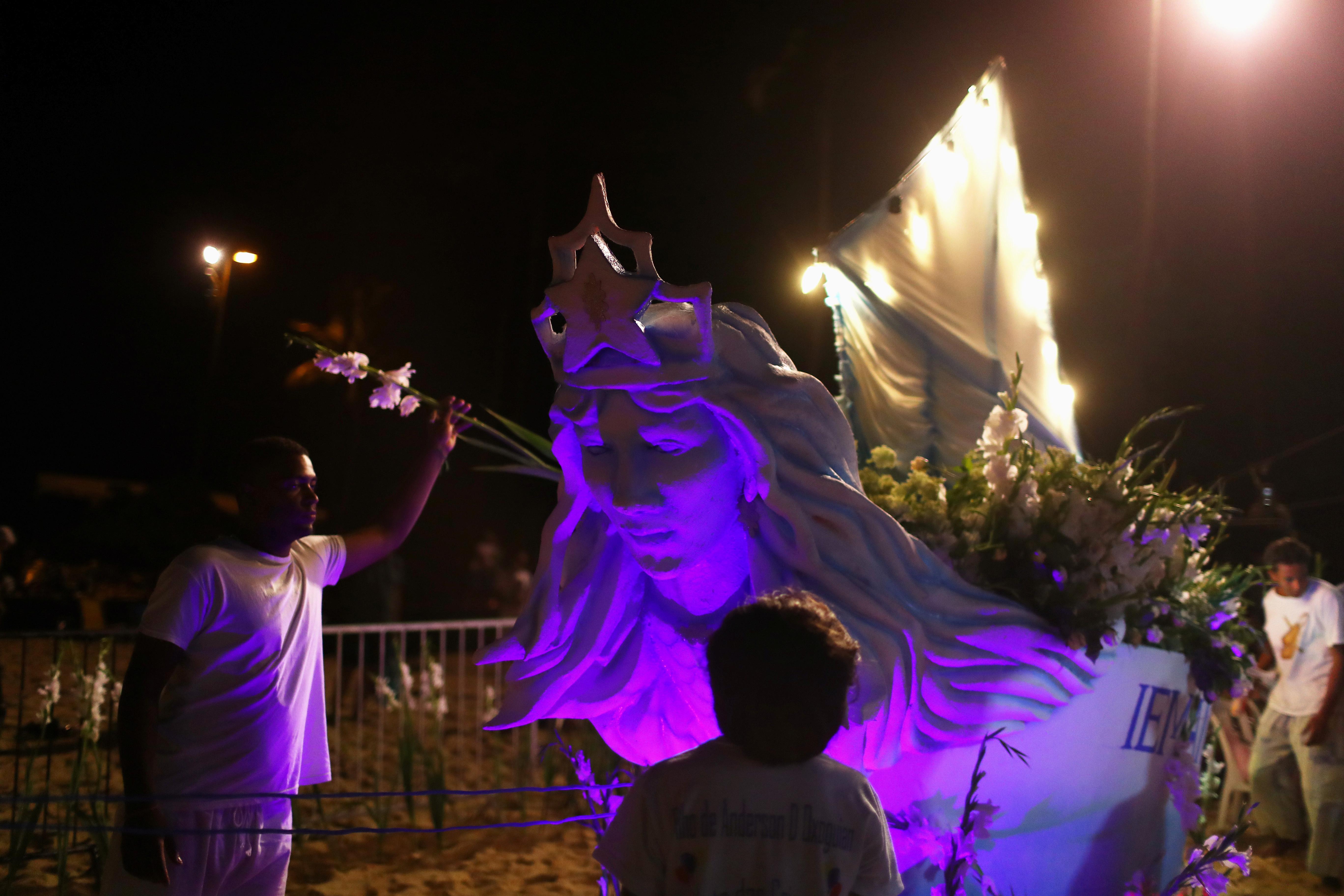 Новий рік Бразилія