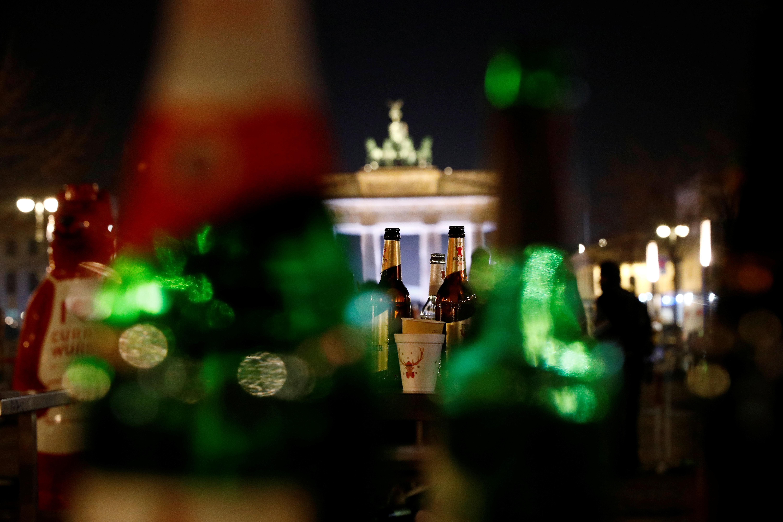 Берлін Новий рік