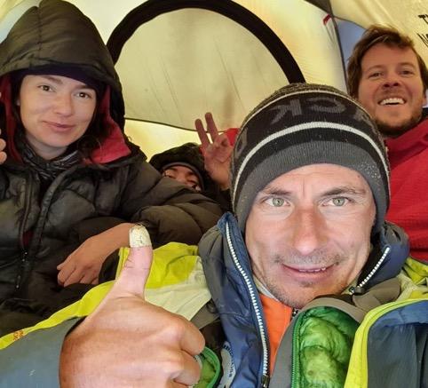 харківський альпініст Валентин Сипавін