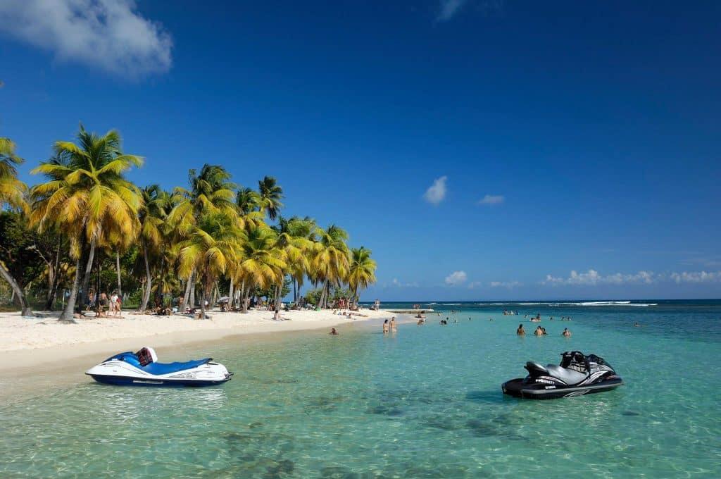 Гваделупа, Карибский бассейн
