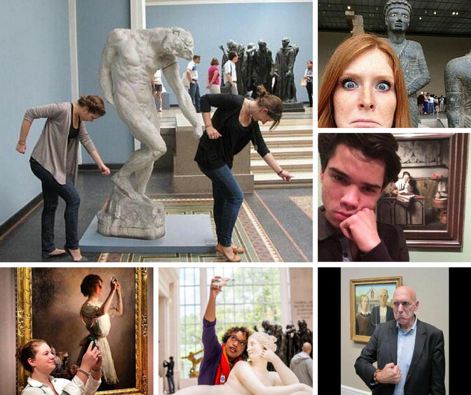 день селфі у музеях