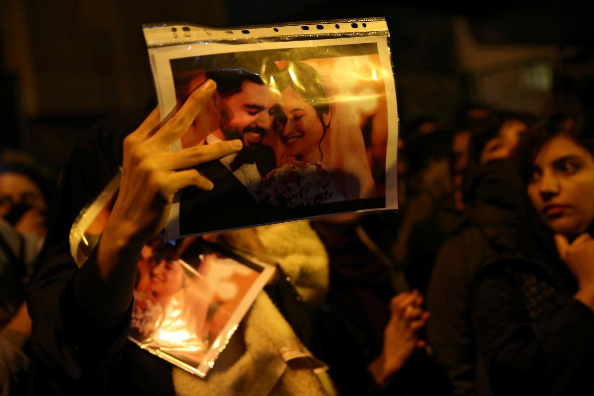 протести в Ірані