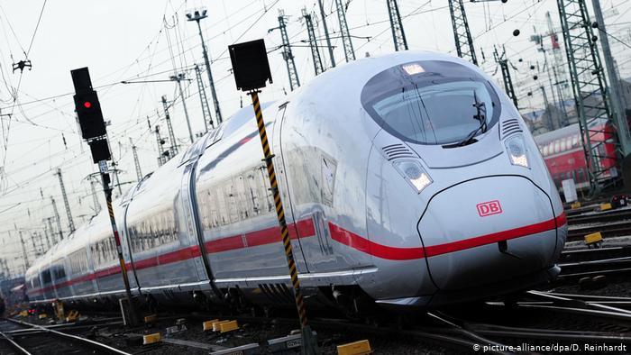німецький потяг