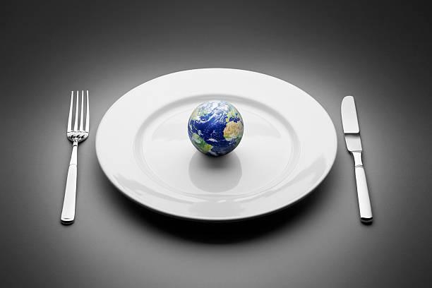как питаться чтобы спасти планету