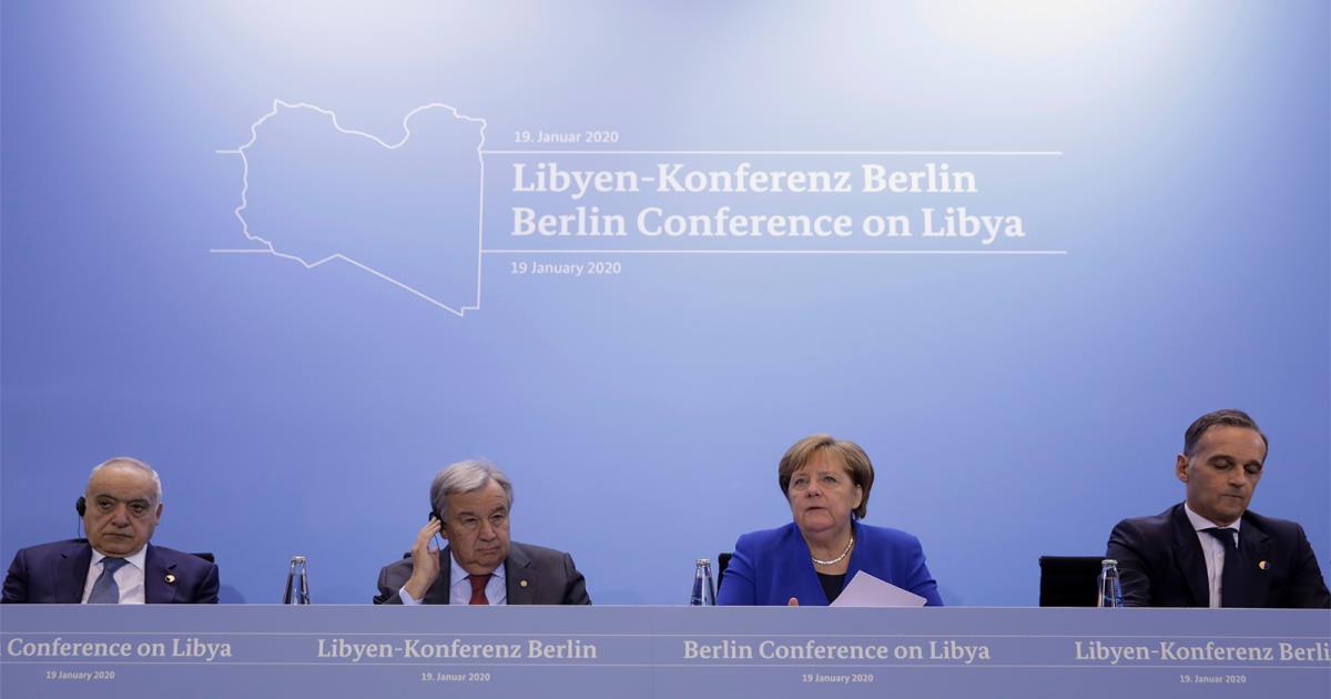 громадянська війна Лівія