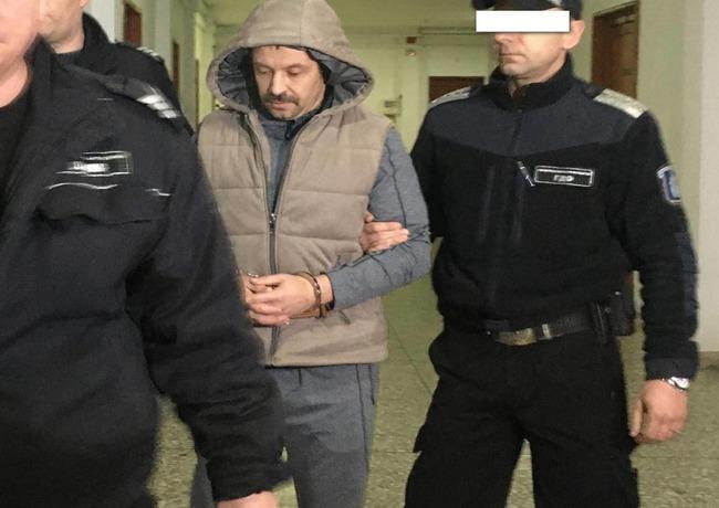 Болгарський суд арештував фігуранта справи Гандзюк Олексія Левіна