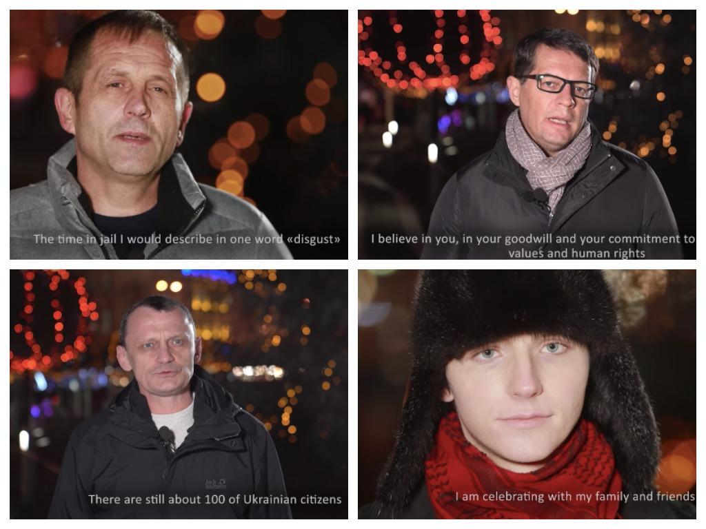 У Росії досі у неволі близько 100 українських політв'язнів