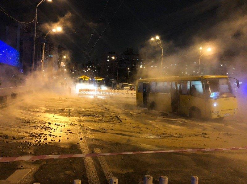 """У київському ТРЦ """"Ocean Plaza"""" стався потоп"""