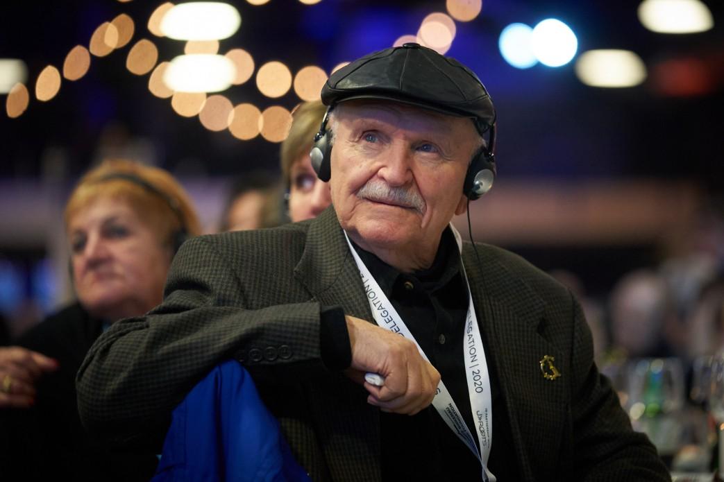 Зеленський взяв участь у вечері з нагоди 75-ї річниці звільнення нацистського концтабору Аушвіц-Біркенау