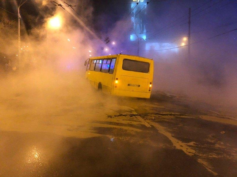У київському ТРЦ
