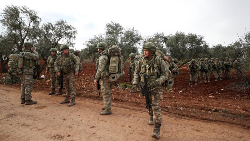 війна Сирія Туреччина