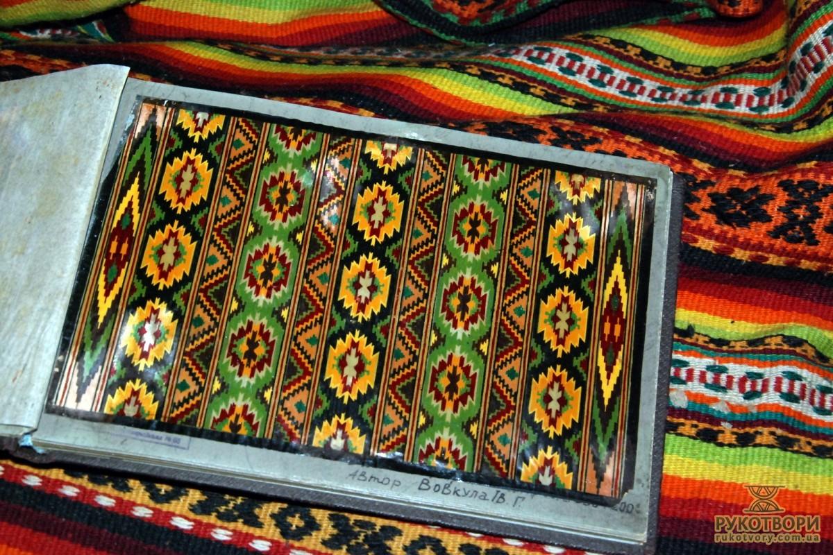 гуцульський килим