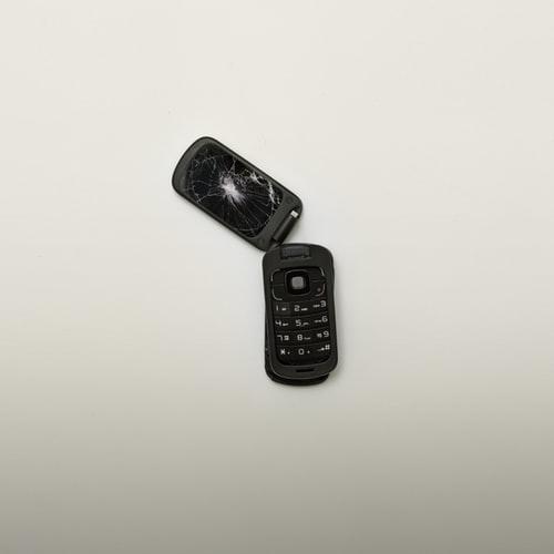 неработающий телефон