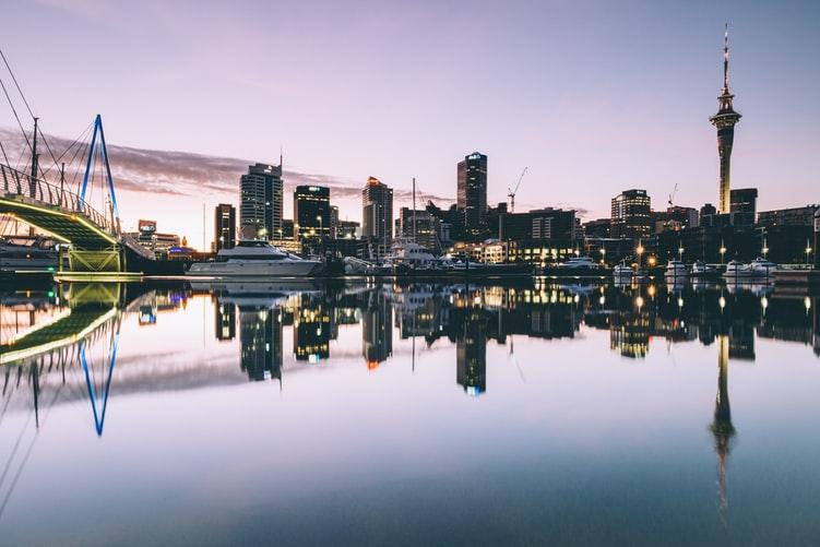 Нова Зеландія: розумна Океанія