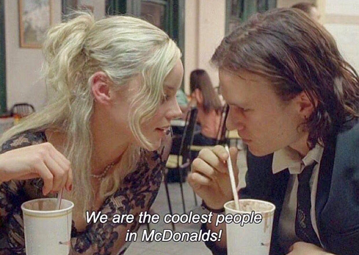 Побачення з улюбленого фільму