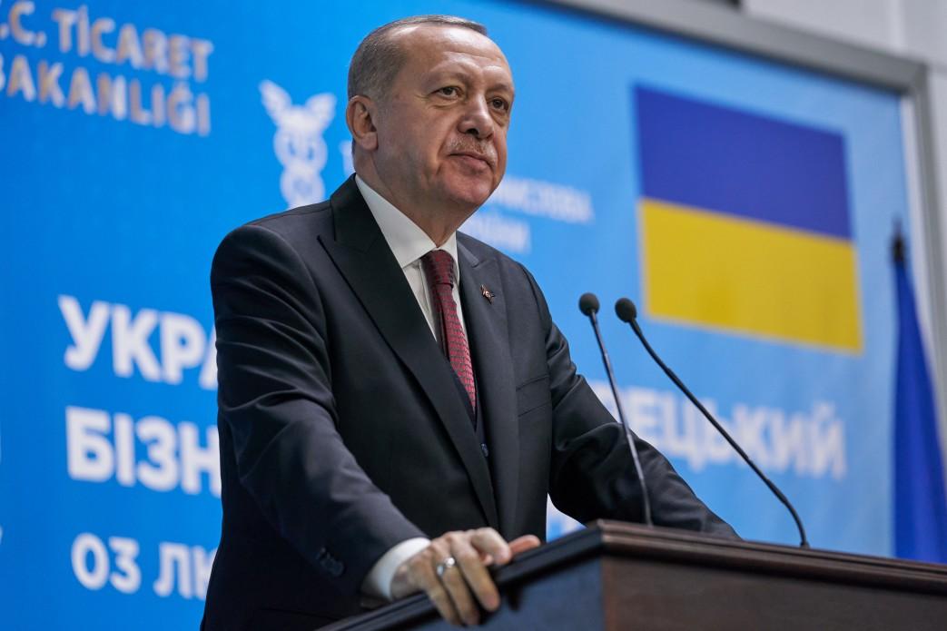 Зеленський закликав турецькі компанії інвестувати в українські інфраструктурні проекти