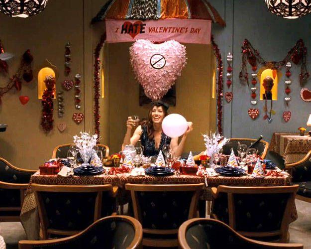 Вечірка День Валентина