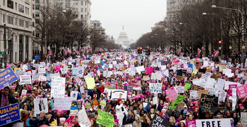 жіночий марш