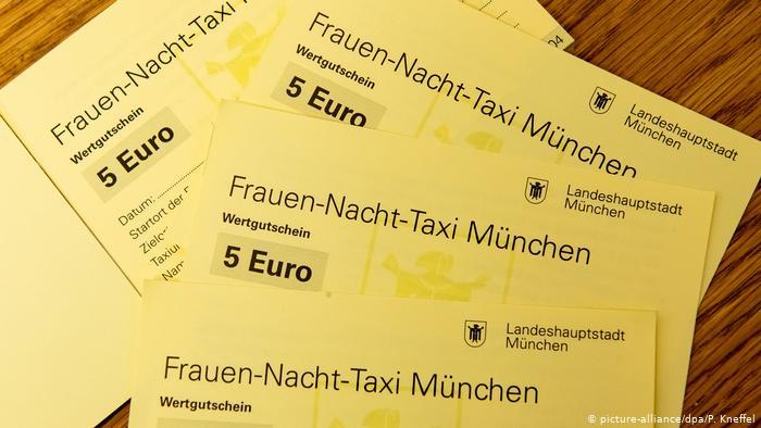 У Мюнхені жінкам частково компенсуватимуть з бюджету нічні поїздки на таксі