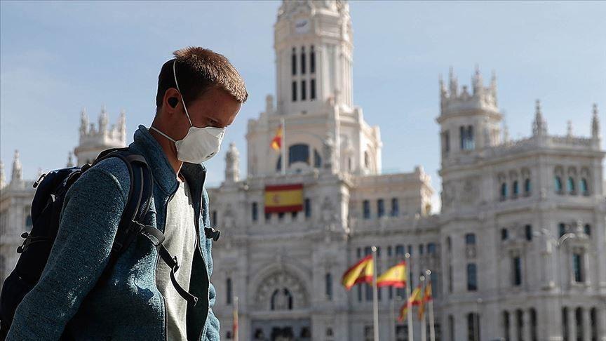Іспанія коронавірус