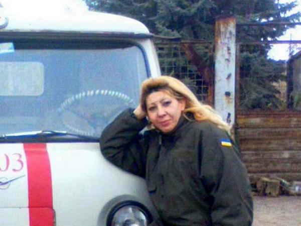 Хоружа Наталія Олександрівна