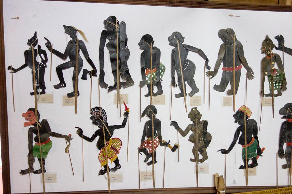 Музей тіней Вана