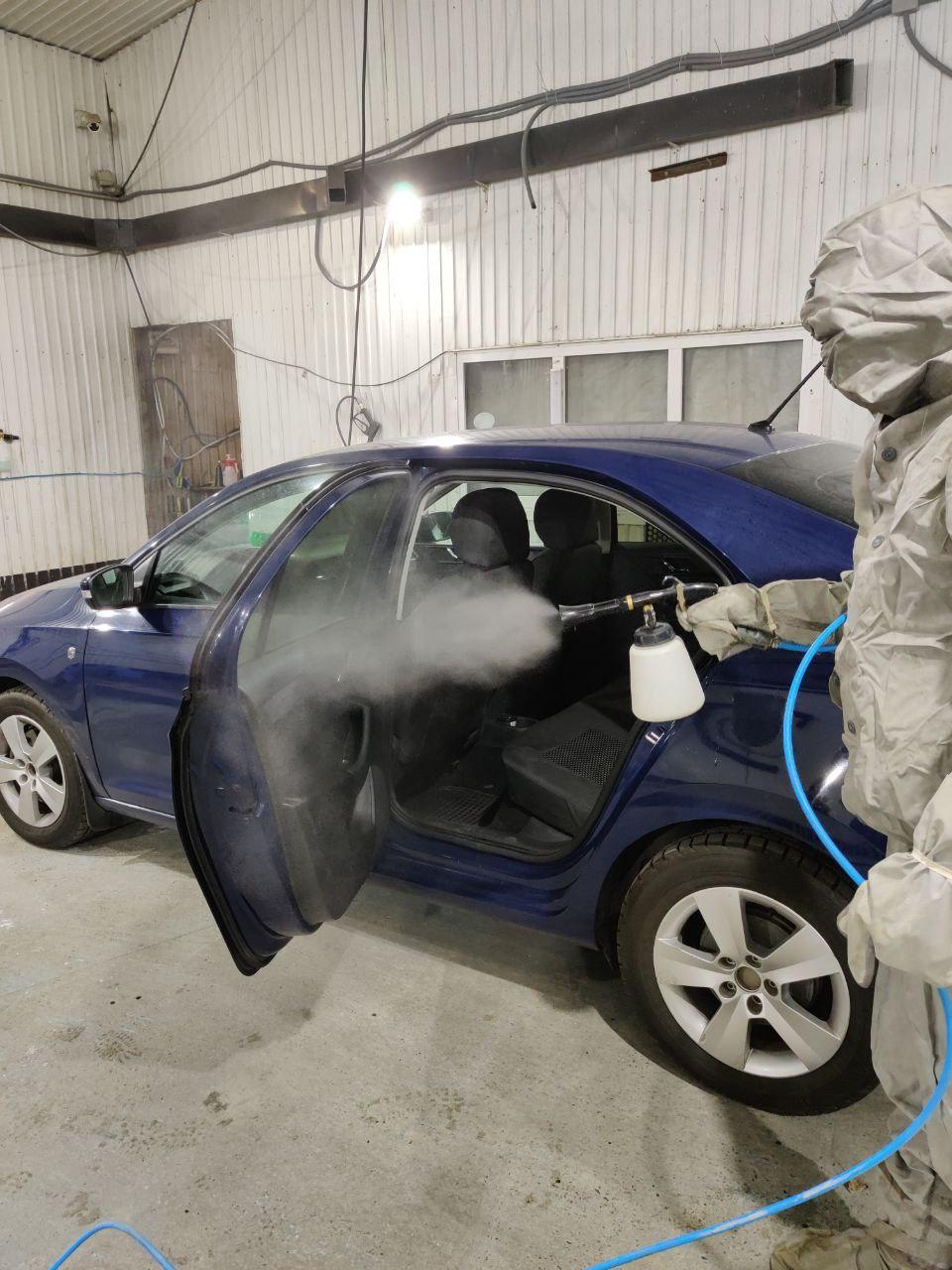 Bolt починає дезінфекцію авто та забезпечить водіїв засобами захисту від вірусів