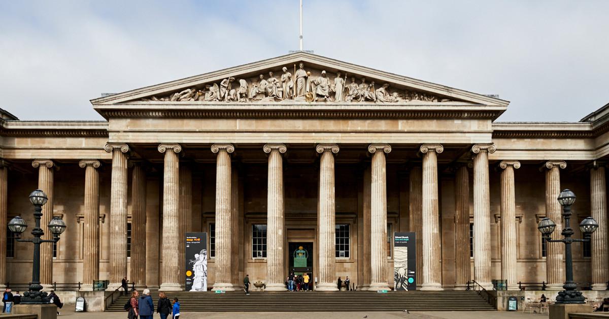 Британський музей, Велика Британія