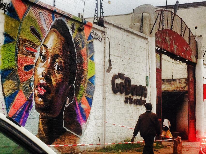 Центр мистецтв GoDown, Кенія