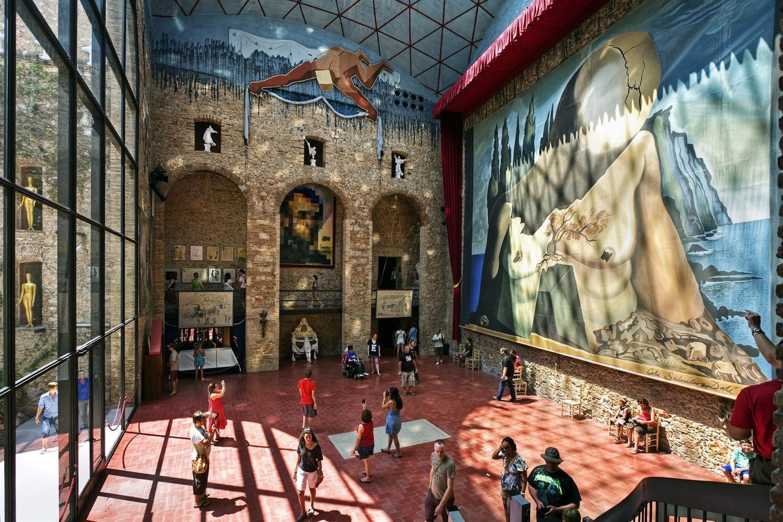 Театр-музей Далі, Іспанія