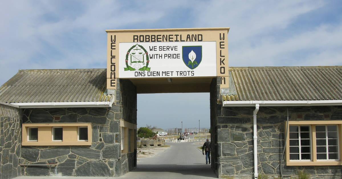 Острів Роббен