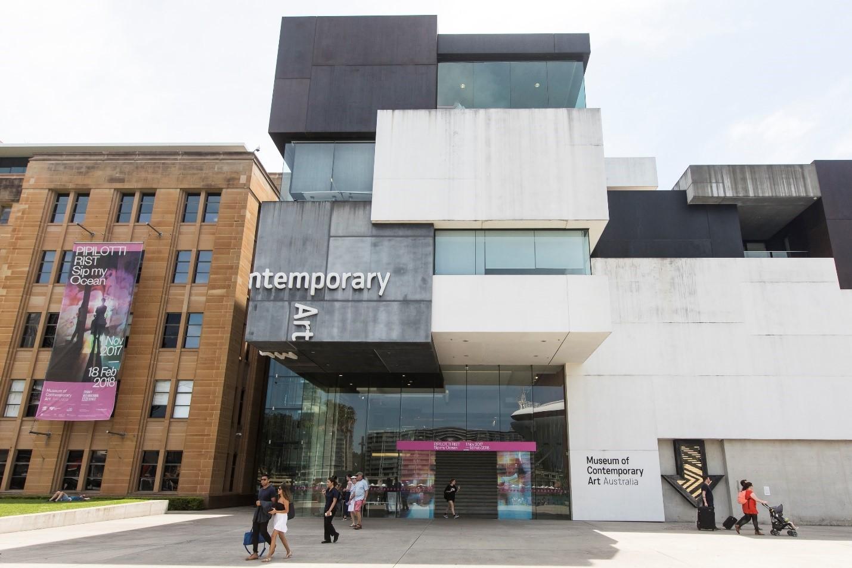 Музей сучасного мистецтва Австралії