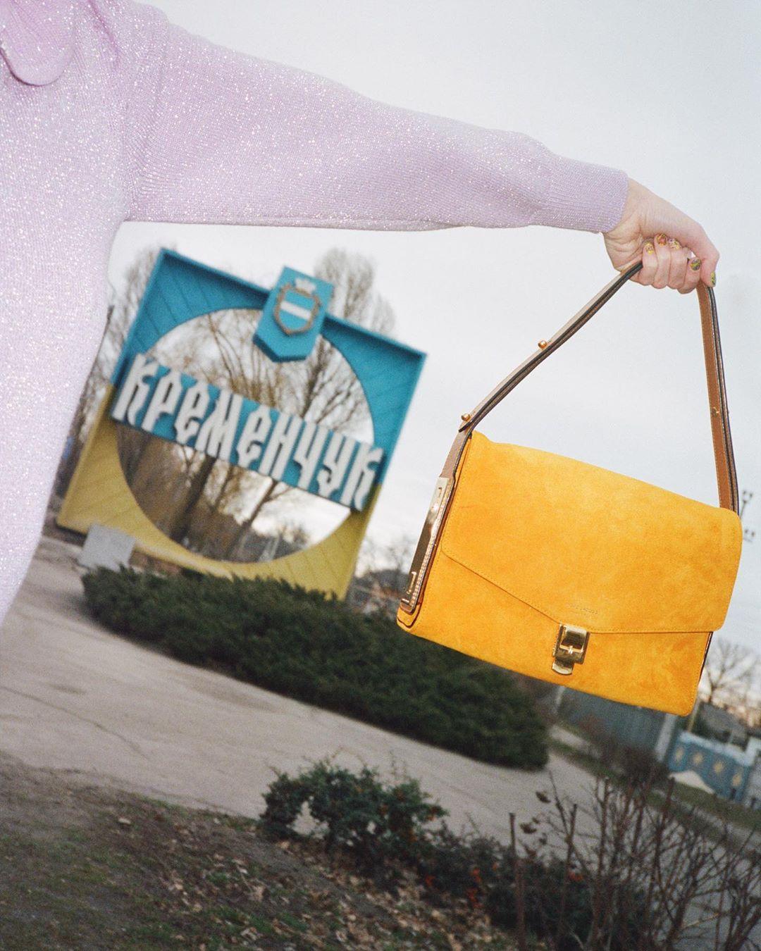 Кременчук з'явився у рекламній кампанії американського бренду