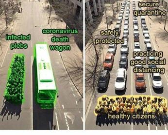 Громадський транспорт і коронавірус