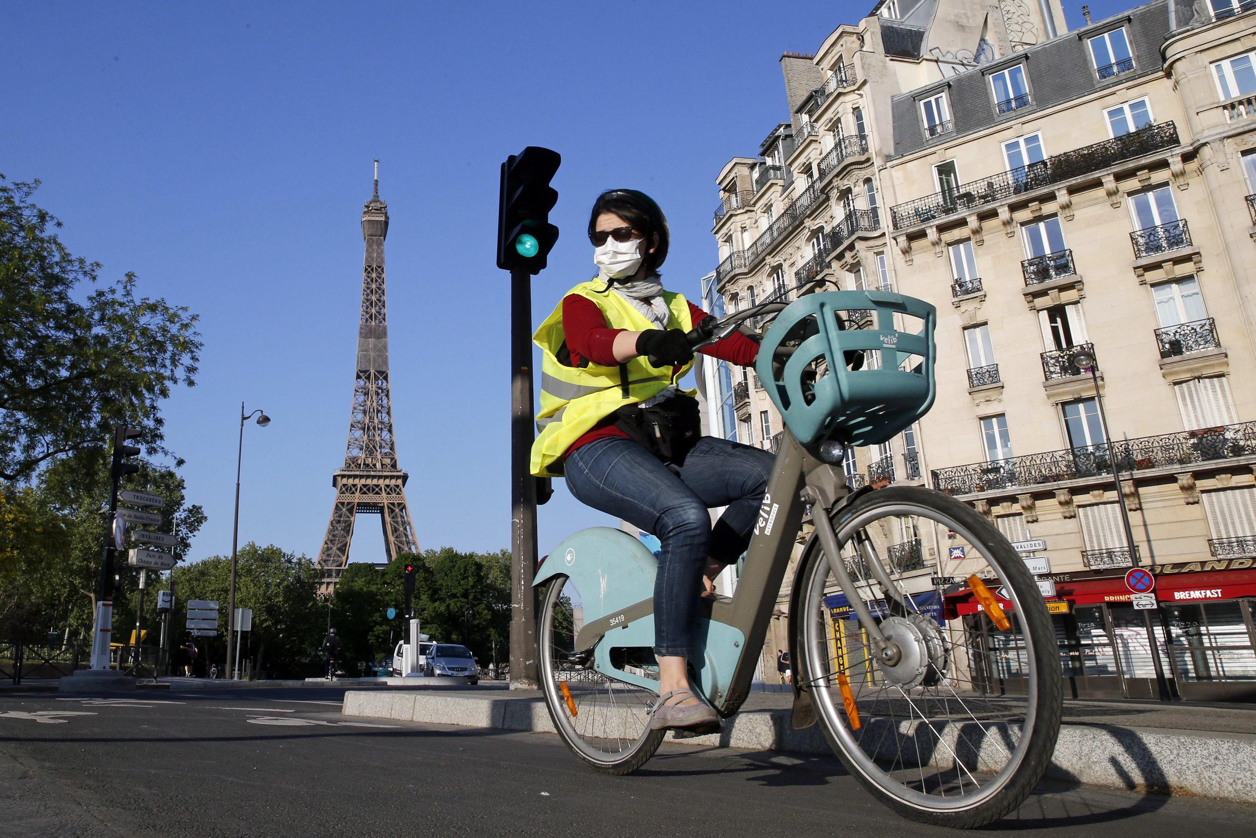 велосипед карантин