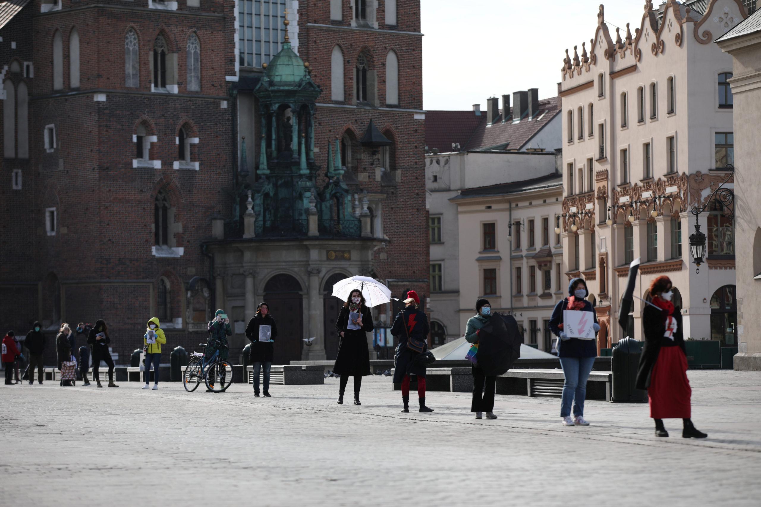 у Польщі протестують проти посилення закону про аборти