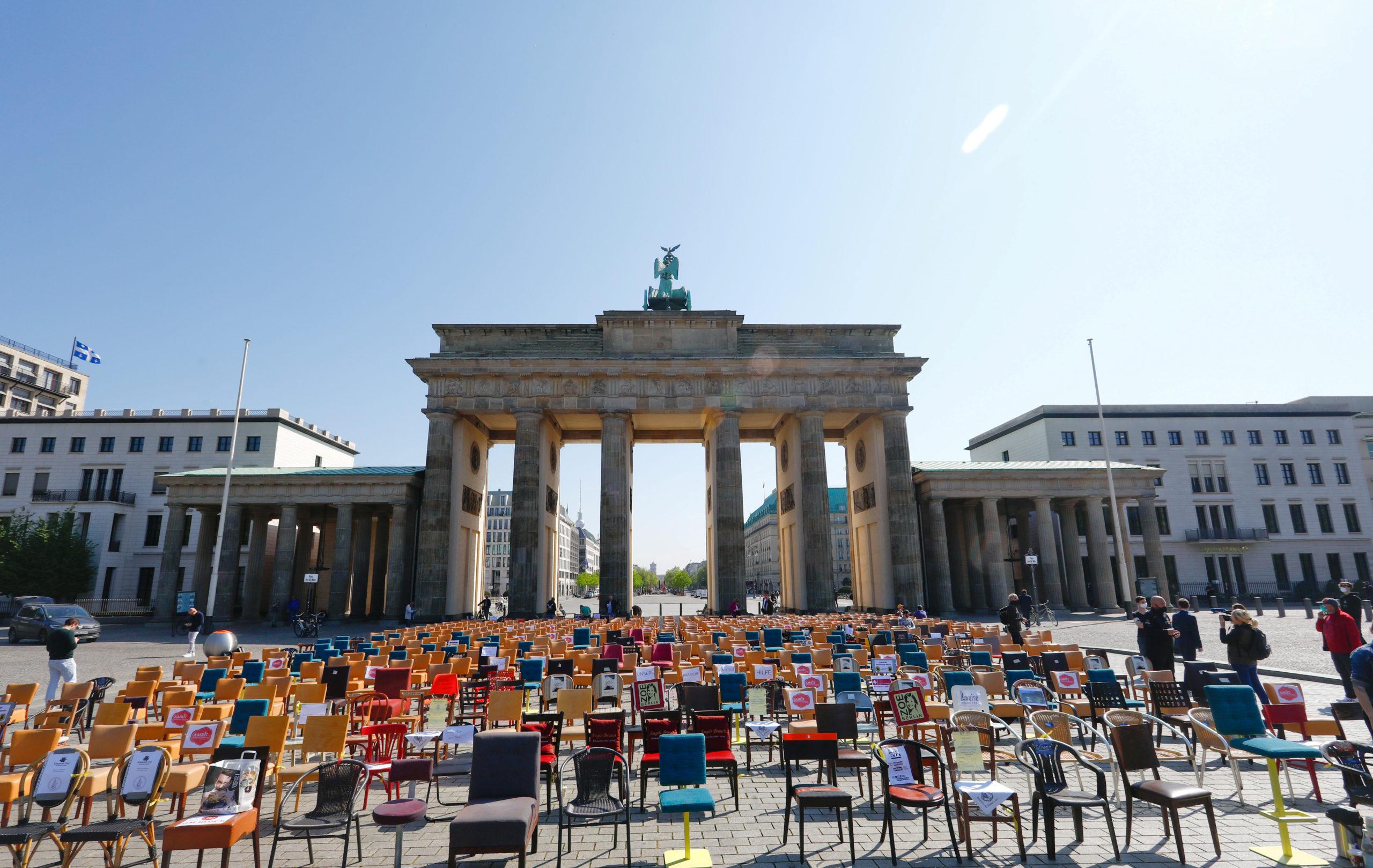німеччина стільці пусті