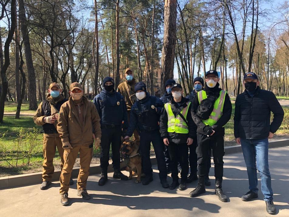 У Києві міські комунальні служби і муніципальна варта разом з поліцією контролюватимуть дотримання карантину