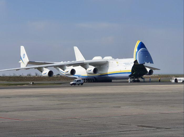 Український літак-гігант
