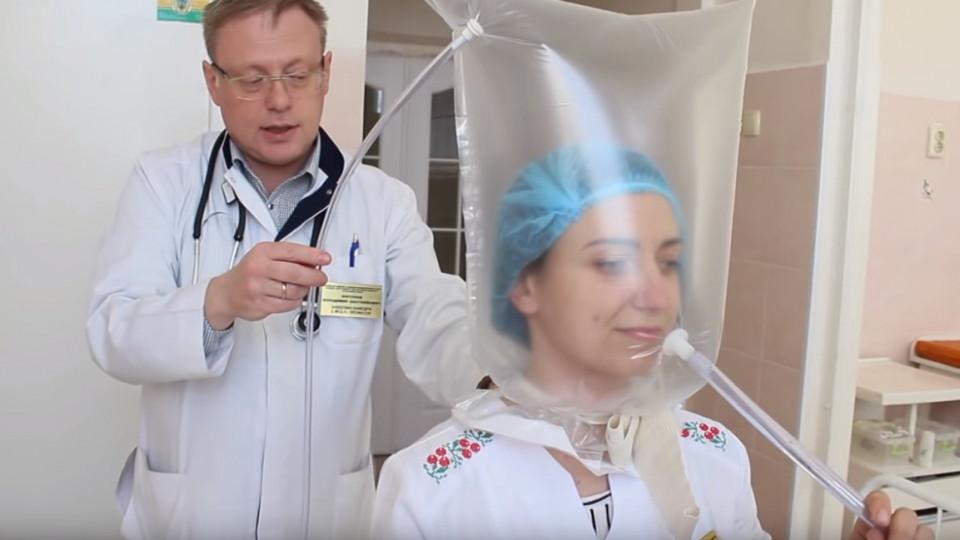 Лікарі з Харкова знайшли інший спосіб респіраторної підтримки